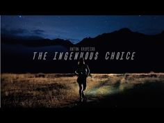 The Ingenuous Choice - Mountain Running with Anton Krupicka
