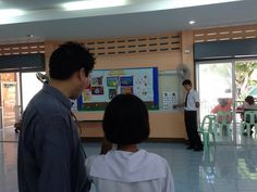 Phuket Pearl Lions Club (Thailand) | The club provided vision screenings of more than 600 kids