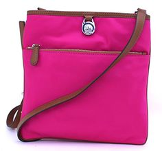 Women's Shoulder Bags - Michael Michael Kors Kempton Large Pocket Crossbody Bag * Read more reviews of the product by visiting the link on the image.