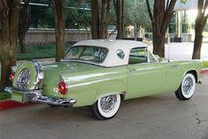 1956 Ford Thunderbird.