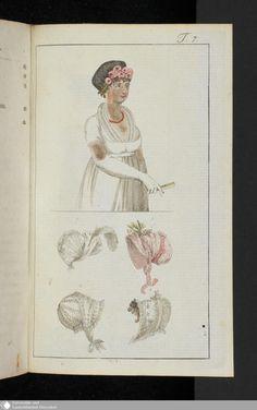 183 - Abschnitt - Journal des Luxus und der Moden - Seite - Digitale Sammlungen - Digitale Sammlungen