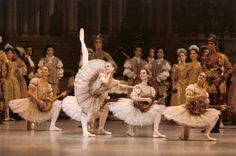 Myriam-Ould Braham - POB premier danseuse  As Aurora  As Aurora in Sleeping Beauty