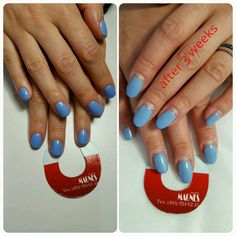 We love this nail polish❤ #jessica #geleration