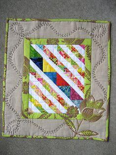 border stitching