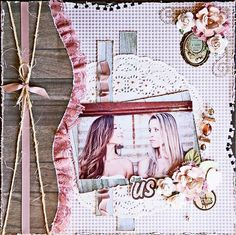 Craftysprinkles's Gallery: Just Us ~Donna Salazar Design~