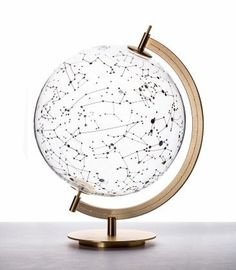 Room inspiration COEXIST - Glass globe Body Jewelry Article Body: From the ancient period, the conce My New Room, My Room, Milan Design, Deco Design, White Aesthetic, Athena Aesthetic, Annabeth Chase Aesthetic, Home And Deco, Glass Globe