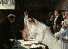 Edmund Blair Leighton sweet solitude | Kunstdrucke & Gemälde von Edmund Blair Leighton