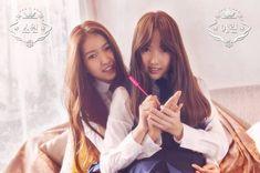 #여자친구 #GFRIEND 3rd Mini Album #SNOWFLAKE  1st Concept Image