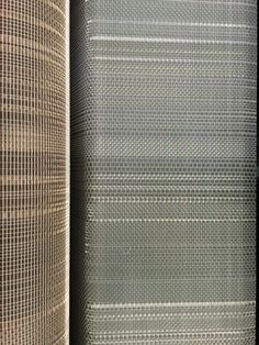 Woven Metal Luxury Materials by Sophie Mallebranche® for our Woven Metal Interiors Collection.