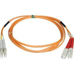 Tripp Lite Duplex Multimode 62.5/125 Fiber Patch Cable . (Lc/Sc), 5M (16. Ft.) Product Type: Hardware Connectivity/Connector Cables