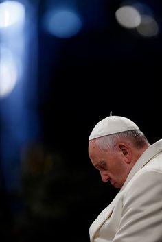 Pope Francis Good Friday meditation