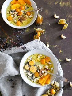 Goldener Quinoa – ein wärmendes, vegan-glutenfreies Frühstück › Glutenfreie Rezeptwelt