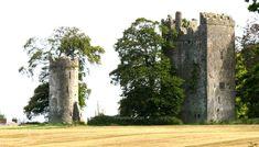 Burnchurch Castle, Co Kilkenny