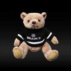 The BRABUS mascot for younger car fans.