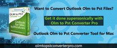 OLM to PST Converter Pro represents the best tool for a successful migration. It has with 40% more speed than other programs, completing the transfer in just a few minutes. You won't experience inconvenience along the process and after the transfer, you will have the same order among your files and folders as before. #Migrateolmtopst format with easy steps.