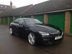 BMW 6-Series GranCoupe. Effortlessly elegant, stunningly pretty and very good to drive.