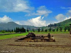 ieng plDieng Plateau di Wonosobo, Jawa Tengah