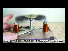 Tesla Generator for free energy. You can do it at home. Power Innovator Plan…