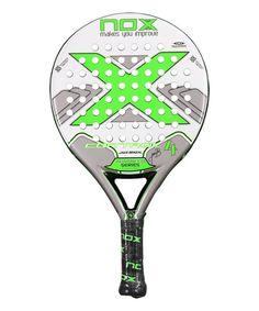 Pala NOX CONTROL 4 2015, pala de gran calidad y diseño, una pala que destaca por el control ofrecido sobre la bola, una pala con muy buena potencia