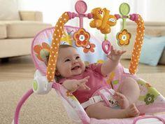 Fisher Price: Comodidad, diversión y aprendizaje para el bebé: hamacas y orinales