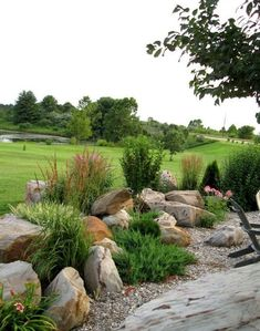 Beautiful Rock Garden Landscaping Ideas (9)