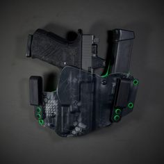 T.Rex Arms MkIV Sidecar - IWB light compatible holster w/ integrated magazine carrier in Kryptek Typhon.