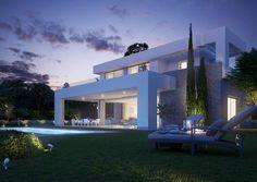 Release of #modern #villas in #Mijas costa see http://bablomarbella.com/en/show/sale/25130/release-of-modern-villas-mijas,-la-cala/