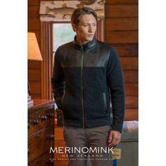 Merinomink Mens Baron Leather Jacket Fur Clothing, Baron, Leather Jacket, Jackets, Men, Clothes, Shopping, Collection, Fashion