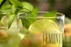 Jednoduché recepty na domáce limonády