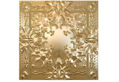 Watch The Throne Jay-Z and Kanye West CD Packaging