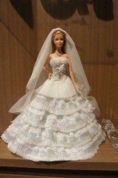 """""""Barbie's Wedding Dress"""" by orange flower    ◉◡◉   April 24, 2011"""