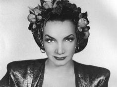 Carmen Miranda | Carmen Miranda: 56 anos após sua morte, sua imagem recebe em média ...