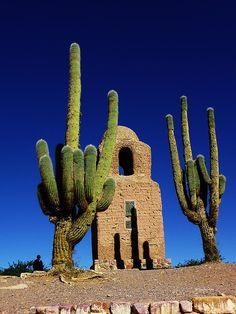 Humahuaca Argentina. cacti speaking sign language. I'm a little afraid to translate.