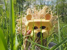 DIY : un masque de lion – Les Moustachoux