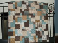 Quilt Blocks For Beginners | ... charm squares 5 x 5 squares per 4 6 blocks i made 12 9 patch blocks