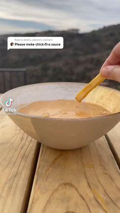 Fun Baking Recipes, Sweet Recipes, Dessert Recipes, Cooking Recipes, Dip Recipes, Gluten Free Kitchen, Vegetarian Recipes Videos, Fast Food Restaurant, Homemade Sauce