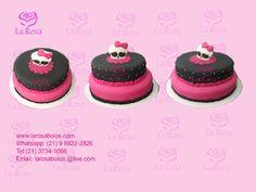 La Rosa - Bolos Tortas e Doces - Loja Virtual: Bolo Monster High 2