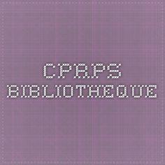 Les ressources de la bibliothèque du CPRPS peuvent être recherchées en ligne. / The CPRPS' library resources can be searched online. France, Fishing Line, French