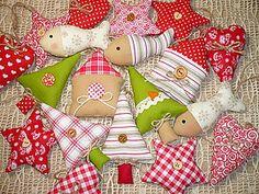 Dekorácie - Vianočné ozdoby-všeličo - 7408204_