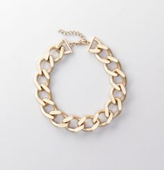 I love this necklace but I would wear it as a bracelet.