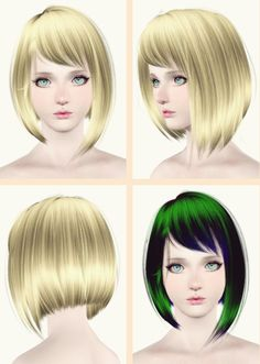 CoolSims 82 hairstyle Converted from sims 2 to sims 3 by Maipham for Sims 3 - Sims Hairs - http://simshairs.com/coolsims-82-hairstyle-converted-from-sims-2-to-sims-3-by-maipham/