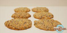 Bolachas de granola e chocolate | SAPO Lifestyle