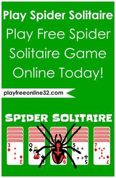 Free spider solitär kostenlos