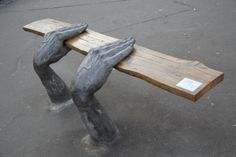 public parkes bench