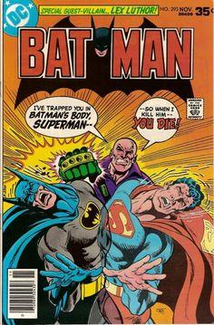 Batman Vol 1 #293. November, 1977