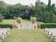 It Rained, Then It Rainbowed: Check Out This European Inspired Wedding at Oxon Hill Manor