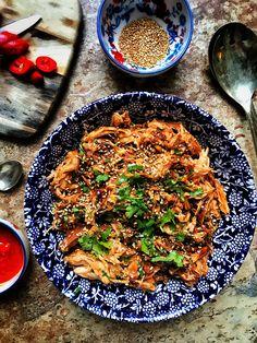 Slow-cooker honey garlic chicken – The Slimming Foodie Slow Cooker Recipes, Beef Recipes, Chicken Recipes, Cooking Recipes, Healthy Recipes, Savoury Recipes, Healthy Lunches, Healthy Eats, Slow Cooker Slimming World