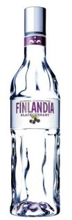 Finlandia Black Currant Vodka 37.5% 1.0L