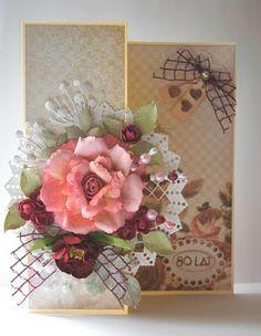 #cheeryld The winner of our Roses Challenge is Gosia! http://gosiaszysz.blogspot.com/2013/06/dostojnej-jubilatce.html