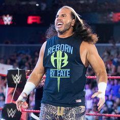 wwe and because today is birthday! The Hardy Boyz, Jeff Hardy, Happy Birthday Matt, Wrestling Superstars, Beautiful People, Diva, Tank Man, Boys, Mens Tops